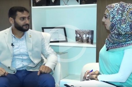 Eng. Fuad Ayoub at ALGEDRA Groups Interview